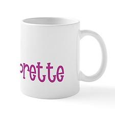 Bachelorette - Dark Pink Mart Mug