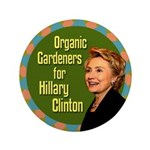 Organic Gardeners for Clinton 3.5