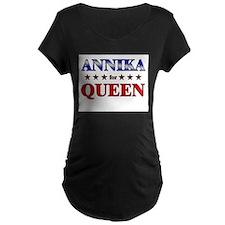 ANNIKA for queen T-Shirt