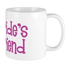 Bride's Friend - Dark Pink Ma Mug