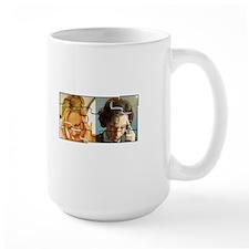 "Large Mug, ""Fire his..."""