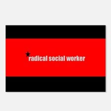 Radical Social Worker Postcards