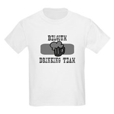 Belgium Drinking Team T-Shirt