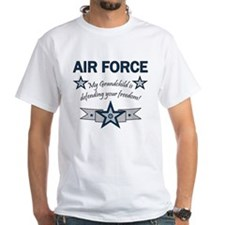 Air Force Grandchild defending Shirt