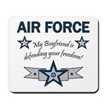 Air Force Boyfriend freedom Mousepad
