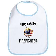 Irish USA Firemen Bib