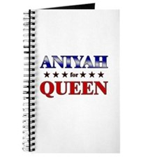 ANIYAH for queen Journal