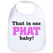 Phat Baby Girl Bib