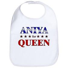ANIYA for queen Bib