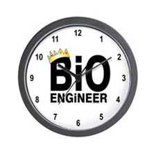 Royal Bioengineer Wall Clock