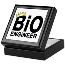 Royal Bioengineer Keepsake Box