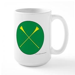 Herald Large Mug