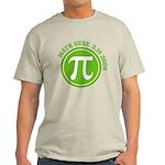 Pi Day Light T-Shirt