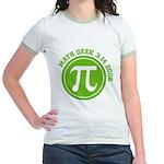 Pi Day Jr. Ringer T-Shirt