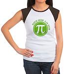 Pi Day Women's Cap Sleeve T-Shirt