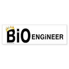 Royal Bioengineer Bumper Bumper Sticker