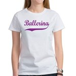 Ballerina Women's T-Shirt