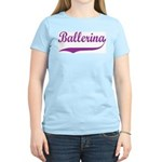 Ballerina Women's Light T-Shirt