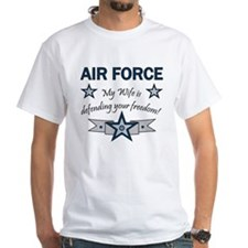 Air Force Wife defending Shirt