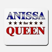 ANISSA for queen Mousepad
