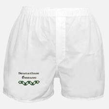 'Irish Grandfather' (Gaelic) Boxer Shorts