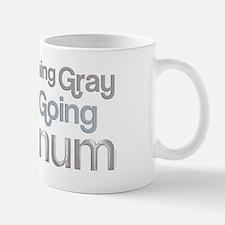 Going Platinum Mug