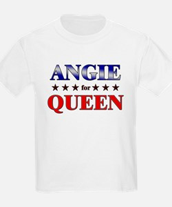 ANGIE for queen T-Shirt