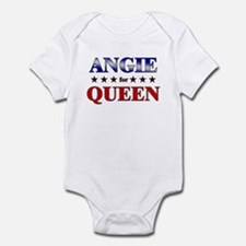 ANGIE for queen Infant Bodysuit