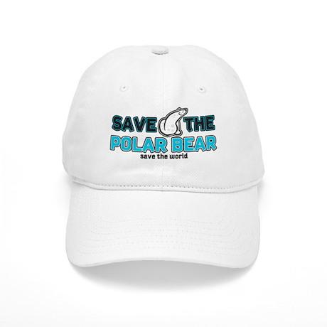 Save the Polar Bear Cap