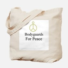 Bodyguards Tote Bag
