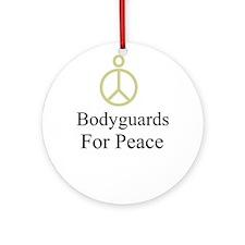 Bodyguards Ornament (Round)