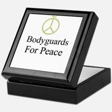 Bodyguards Keepsake Box