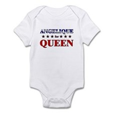 ANGELIQUE for queen Infant Bodysuit