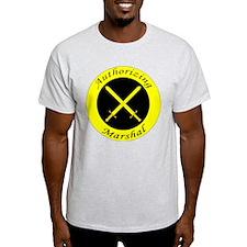Authorizing Marshal T-Shirt