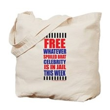 Free the Famous! Tote Bag