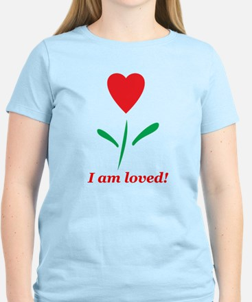 """I am Loved"" T-Shirt"