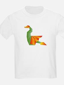 Origami Dragon T-Shirt