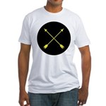 Archery Marshal Fitted T-Shirt