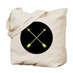 Archery Marshal Tote Bag
