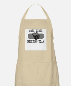 Cape Verde Drinking Team BBQ Apron