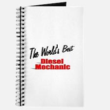 """The World's Best Diesel Mechanic"" Journal"