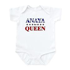 ANAYA for queen Infant Bodysuit