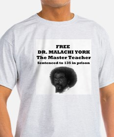 Free Dr. York T-Shirt