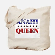 ANAHI for queen Tote Bag
