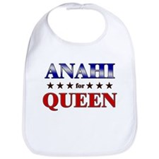 ANAHI for queen Bib