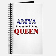 AMYA for queen Journal