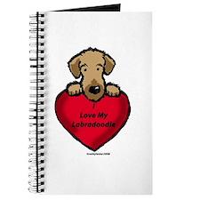 Labradoodle Love!! Journal