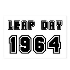 LEAP DAY 1964 Postcards (Package of 8)
