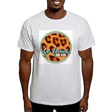 Go Faux Ash Grey T-Shirt