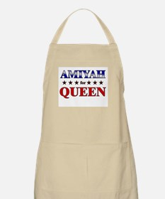 AMIYAH for queen BBQ Apron